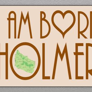 I am bornholmer plakat