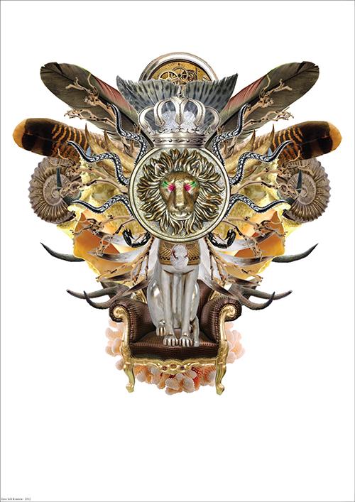 Collage Plakat