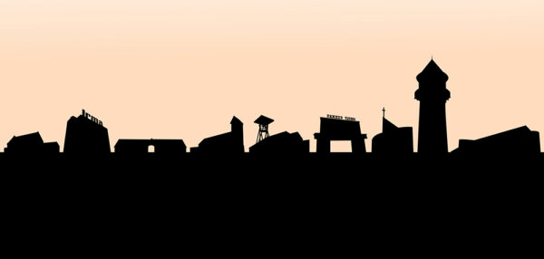 Rødovre plakat skyline
