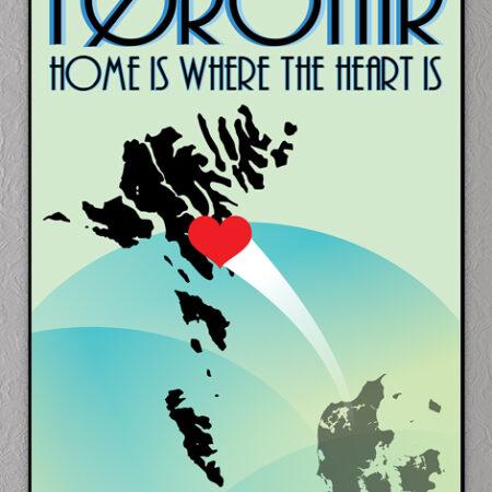 Færøsk plakat