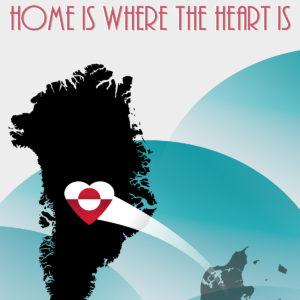 Grønlandsk hjemstavns plakat