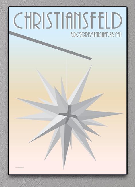 christiansfeld plakat