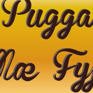 Pugga Mæ Fyjl Plakat detalje