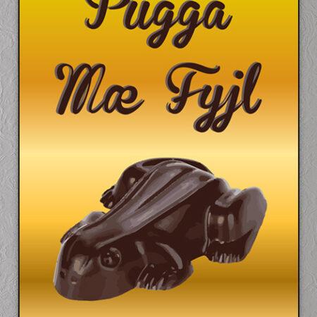 Pugga Mæ Fyjl Plakat