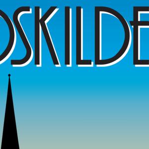 Roskilde plakat detalje